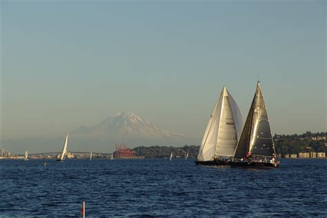 boat insurance agency seattle seattle s downtown sailing series wraps up