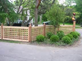Patio Fence Designs Wood Fence Designs Garden Image Decoration Idea Regarding Patio Low Lattice For Front Wooden