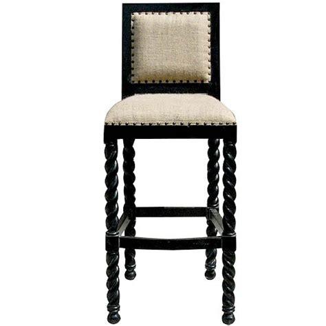 blue upholstered bar stools turned leg twisted bar stools would be delish upholstered