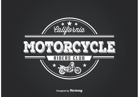 Kaos Harley Davidson Wing motorcycle club t shirt design free vector