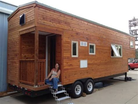 Pin By Laurie Eng On Small Houses Tiny House Designs Tiny House Gooseneck Trailer
