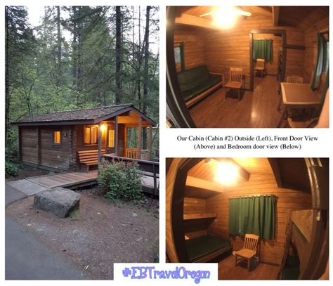 cabin in the woods oregon
