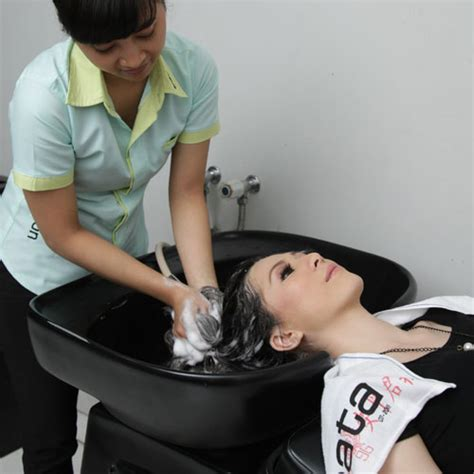 Kursi Cuci Rambut Salon potong rambut anata salon bandung most popular hair