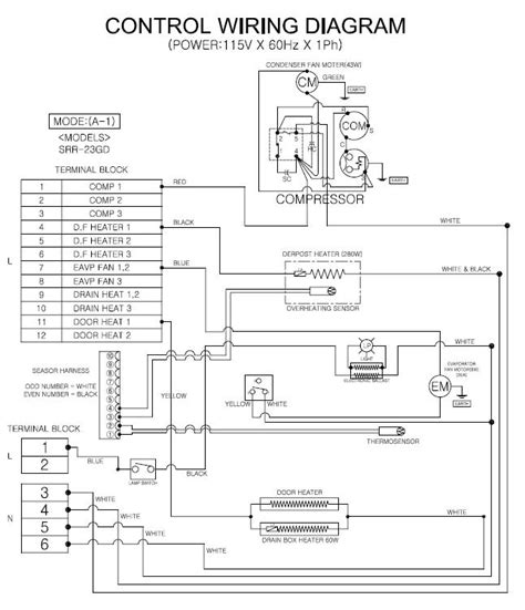 dometic wiring diagram dometic thermostat manual