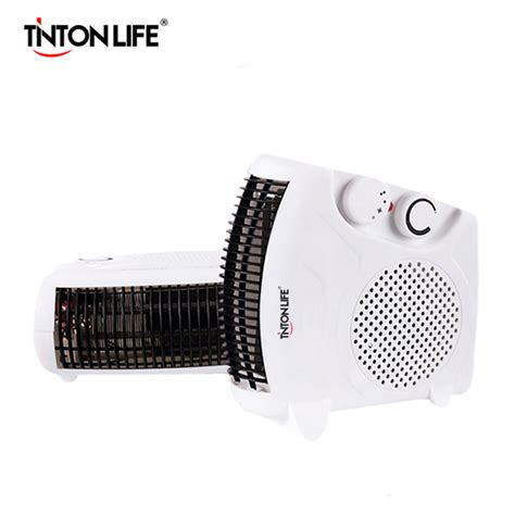 Bathroom Heaters Portable Tinton Electric Heating Mini Fan Heater Portable Room Space Heater Electric Bathroom