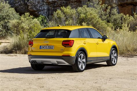 Smallest Audi by Audi Q2 Arrives In Geneva As The Brand S Smallest Suv