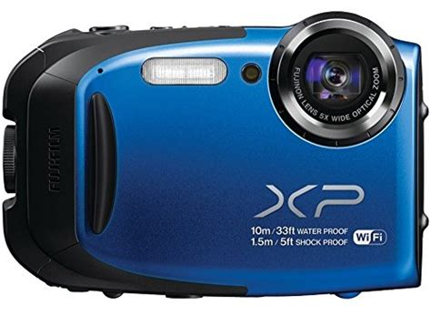 Fujifilm Finepix Xp70 fujifilm finepix xp 75 xp70 16 4mp waterproof digital with 5x optical zoom and 2 7 inch