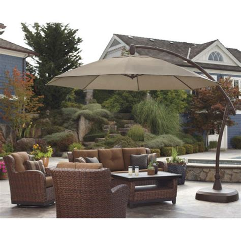 Costco Patio Umbrella Cantilever Patio Umbrella Costco