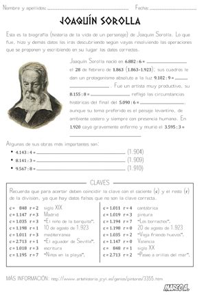porfirio d 237 az biograf 237 a corta para tareas burro sabio biografia ejercicios divisiones de 4 cifras entre 1 actiludis