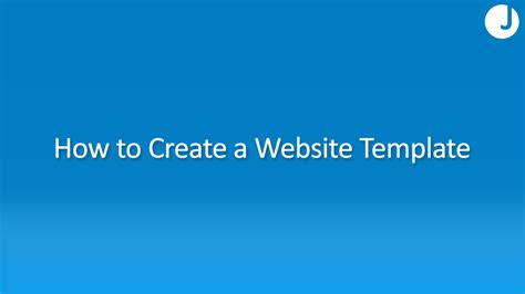 How To Create A Template For how to create a website template using php