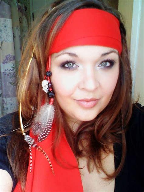 pirate head wrapcute idea pirate hair pirate costume