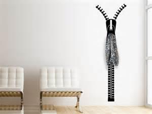 wand garderobe wandtattoo garderobe rei 223 verschluss mit wandhaken