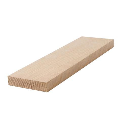 Knotty Alder Cabinets by 1x4 3 4 Quot X 3 1 2 Quot Quarter Sawn White Oak S4s Lumber