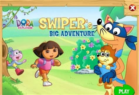 free download full version dora explorer games dora the explorer swiper s big adventure pc game free