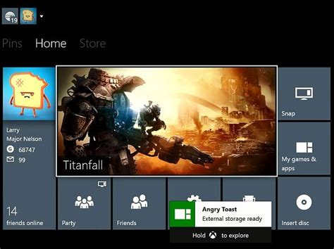 xbox one june system update rolling out with external