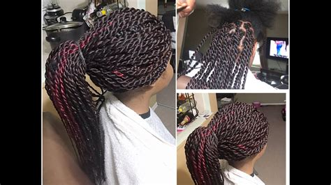 do senegalese twists break your hair how to do large medium senegalese twists on natural hair