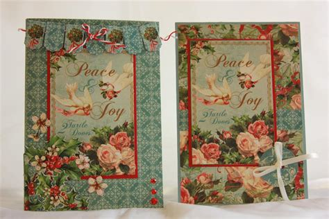 Handmade Days - graphic 45 12 days of helens card designs