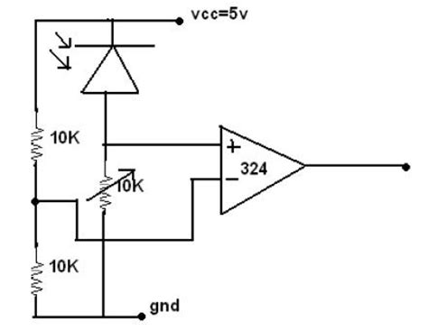 diode led difference photo diode