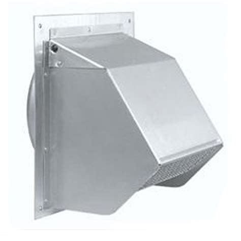Bathroom Exhaust Vent Cap by Broan 647 Wall Cap For 7 Quot Duct For Range Hoods And