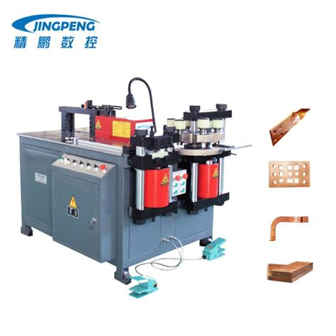 China Jpmx 503sk Copper Busbar Equipment By Punching
