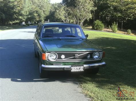volvo  wagon  mileage original  speed woverdrive