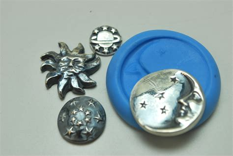 metal clay jewelry silver clay mold cool tools metal clay jewelry