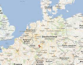 Ramstein Germany Map by Kaiserslautern Map