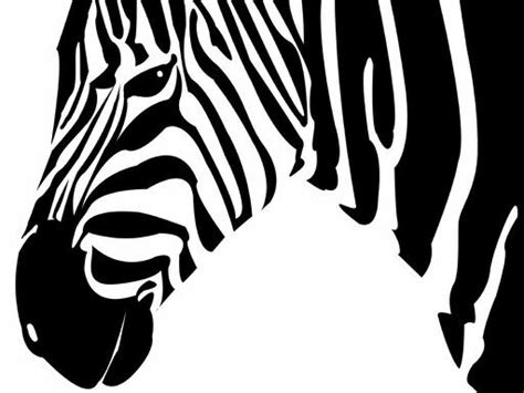 Tiger Wall Mural zebra silhouette pictures to pin on pinterest pinsdaddy