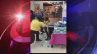 Walmart fight caught on camera in texas wtvd tv walmart news