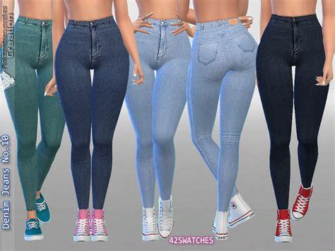 sims 4 jeans pinkzombiecupcakes denim jeans no 10