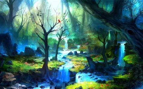 enchanted magical forests 0994355432 enchanted forest wallpaper for home wallpapersafari