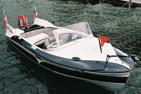 larson wood boats 1957 larson thunderhawk jr classic boats glass alum