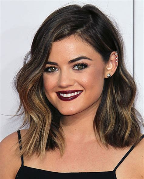 hairstyles and colours for shoulder length hair 2018 shoulder length medium hairstyles and hair color