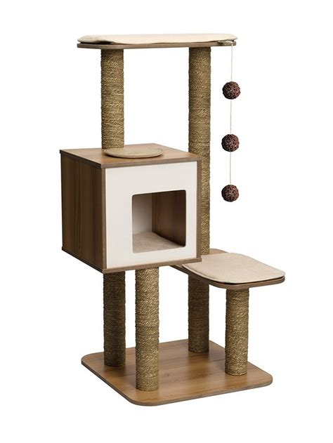 top 5 best modern cat trees of 2017 urban minimalist cat perches for large cats the happy cat site