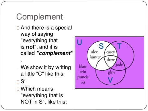 complement venn diagram diagram venn complement image collections how to guide