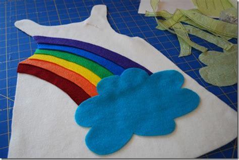 disfraz casero para beb s de arcoiris disfraces caseros y el blog de la se 241 orita lisa disfraz de arcoiris