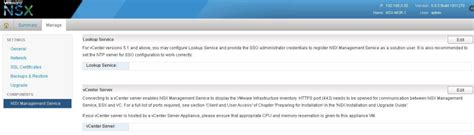 Ip Address And Port Lookup هماهنگ سازی Nsx Manager با Vcenter Server راهکارهای جامع