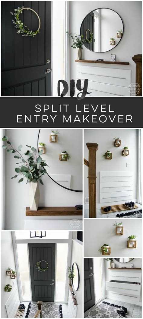 Decorating Ideas For Level Homes Best 25 Split Level Entryway Ideas On