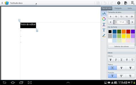 App Que Resume Textos Veja Como Ler E Editar Textos No Celular Android Dicas E Tutoriais Techtudo