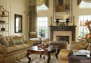 Decorating Ideas For Windows In Living Room Traditional Living Room