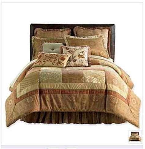 chris madden bedding chris madden regal block comforter set queen new