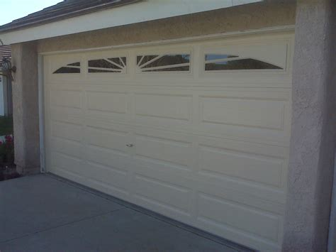 Garage Door With Windows by Sunburst Window Panel Universal Series Model 224