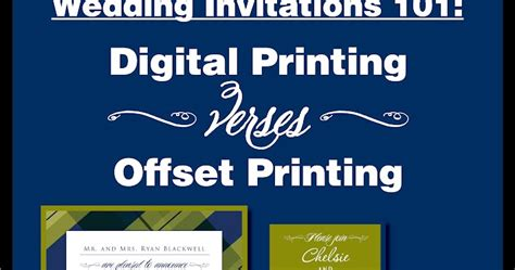 Offset Printing Wedding Invitations by Wedding Invitation Wedding Invitations 101 Digital