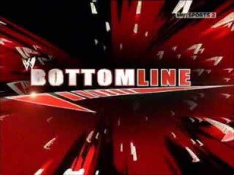 theme line original wwe bottom line 3rd theme original version youtube