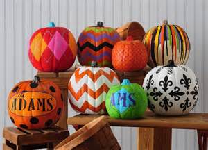 painted pumpkin ideas decorating ideas with paint not so scary