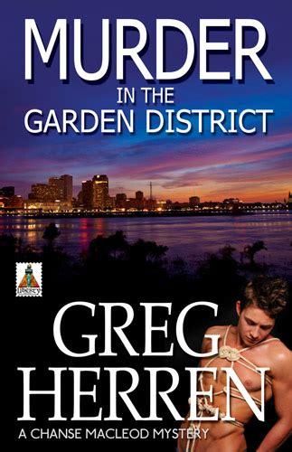 Pdf Garden District Greg Herren murder in the garden district by greg herren bold