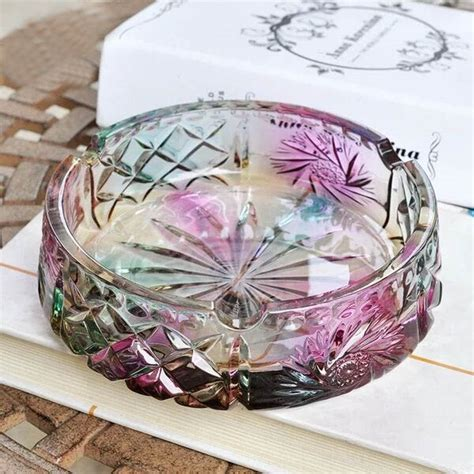 2016 new crystal antique ashtrays ashtrays for sale custom