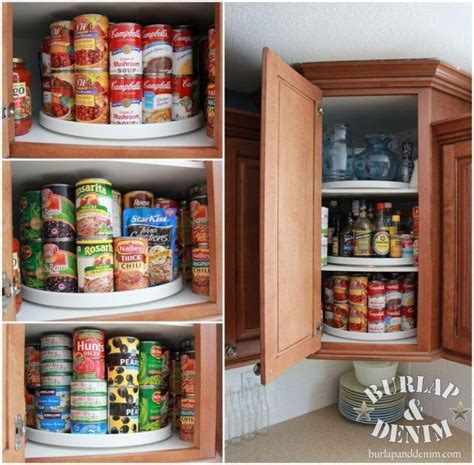 kitchen cabinet organization tips tips for and ocd organized kitchenburlap denim