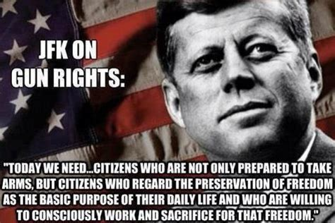 Jfk Meme - jfk on gun rights don t know if this is true but i like