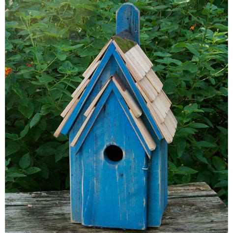 Blue birds houses paint awesome house beautiful blue birds houses garden